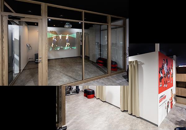 個室バーチャルスタジオ